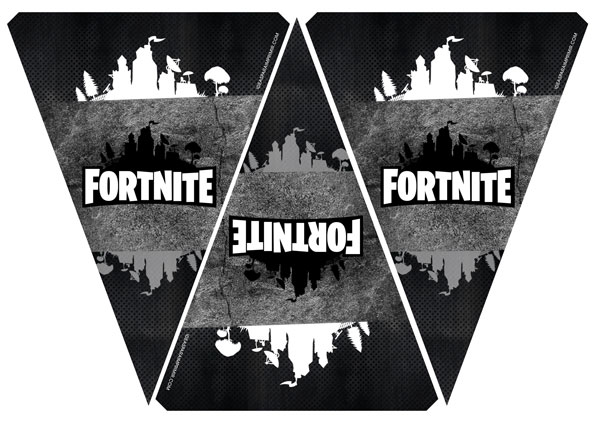 Banderines de FORTNITE