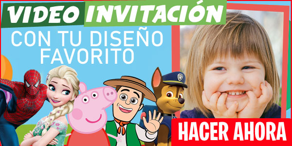 Video Invitación